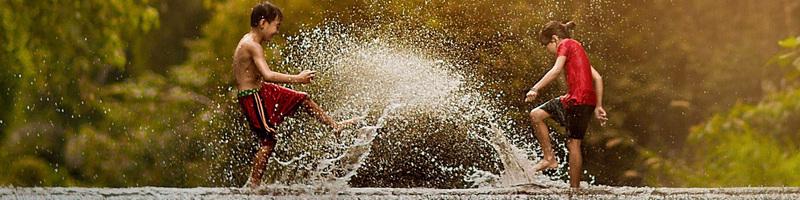 国外儿童摄影佳作欣赏 – 第 65 期 外景照片专题