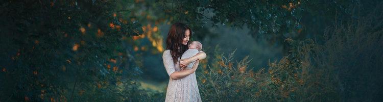 舔犊情深:一组精美的亲子照片