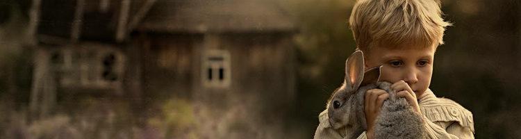 最好的朋友:Elena Shumilova 镜头中的孩子和动物