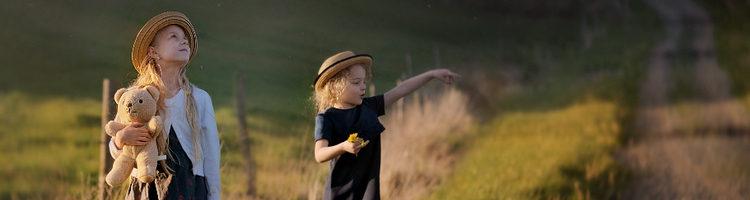 摄影师 Sonya Adcock 的精彩儿童摄影作品