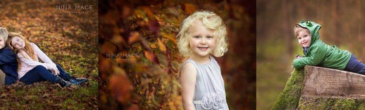摄影师尼娜的秋天儿童外景拍摄心得