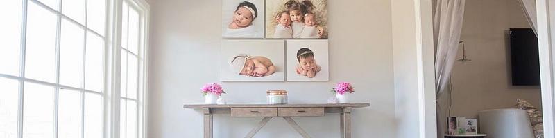 新生儿摄影师 Meagan Ready 的工作室
