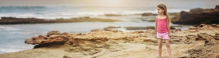 怎样在海滩拍出好照片?