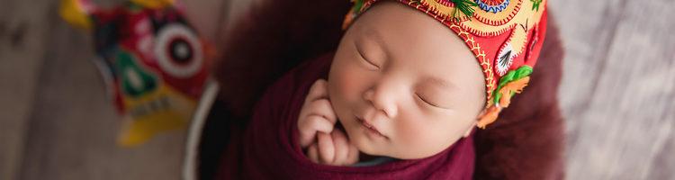 新生儿·新年主题
