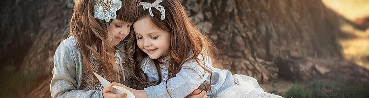 精美的儿童摄影作品