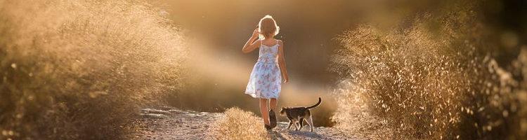 如何拍出梦幻的儿童摄影作品?