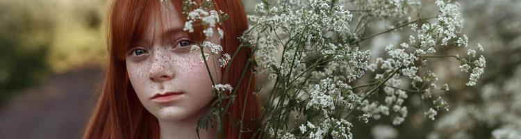 摄影师 Olga Gridina 的人像作品