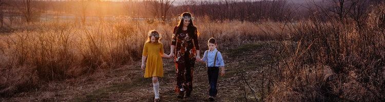 凯萝琳的家庭摄影作品
