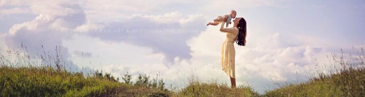 加拿大儿童摄影师克里斯汀·希克曼