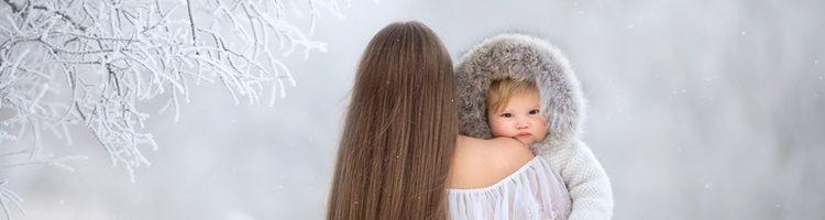 雪天儿童外景拍摄攻略