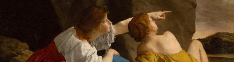 跟古典名画学什么:使用色彩来分割主体和背景