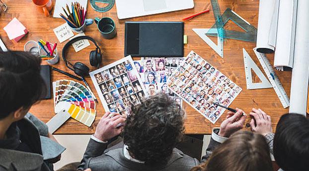 针对摄影业务,如何去营销?
