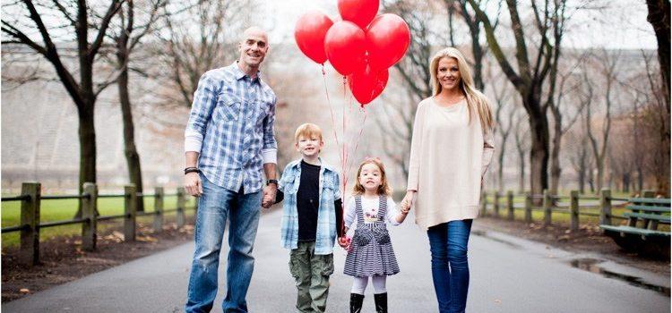 为家庭摄影寻找最佳户外拍摄点