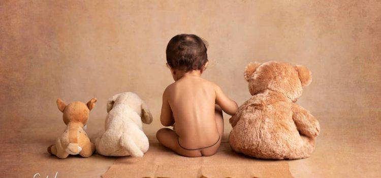Edita Paluri的可爱新生儿和孕妇摄影
